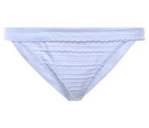 Low-rise Bikini Briefs White