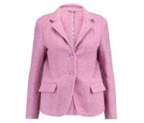 Mélange wool and alpaca-blend blazer