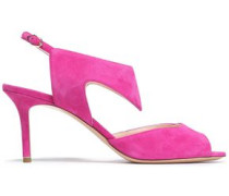 Leda suede sandals