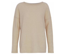 Wool-blend Sweater Beige