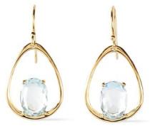 Rock Candy 18-karat Gold Topaz Earrings Gold Size --