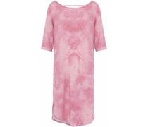 Tie-dye modal-blend jersey nightdress