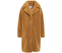 Woman Camilla Faux Shearling Coat Light Brown