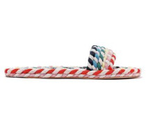 Elle Rope Slides Multicolor