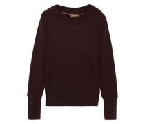 Cashmere Sweater Merlot