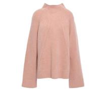 Wool-blend Sweater Blush