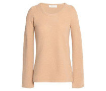 Knitted Cashmere Sweater Sand