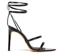 Livina Patent-leather Sandals
