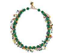 Rossini gold-tone bead necklace