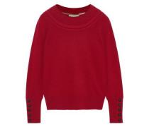 Cashmere Sweater Crimson