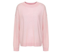 Wool And Cashmere-blend Sweater Baby Pink