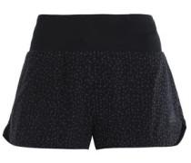 Tech-jersey shorts