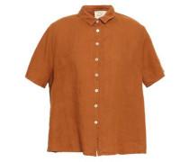 Ficobay Flax Shirt Light Brown