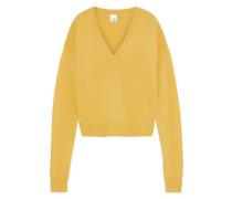 Cashmere Sweater Yellow