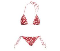 Polka-dot Triangle Bikini Brick
