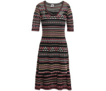 Woman Knee Length Dress Black
