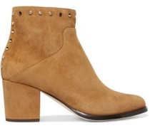 Melvin 65 studded suede ankle boots
