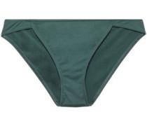 Les Essentials Cavale Low-rise Bikini Briefs Forest Green