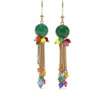 Rossini gold-tone beaded earrings