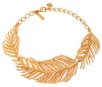 Gold-tone Necklace Gold Size --