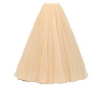 Tulle Maxi Skirt Sand Size 16