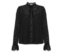 Eclipse corded lace shirt