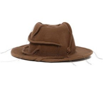 Felt Hat Brown