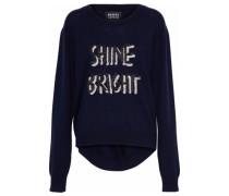 Joey sequin-embellished merino wool sweater