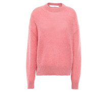 Woman Version Wool-blend Sweater Antique Rose