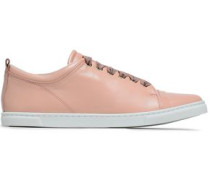 Leather Sneakers Antique Rose
