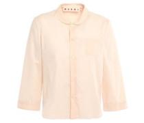 Woman Cotton-mousseline Shirt Blush
