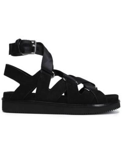 Alexander Wang Damen Natalie lace-up suede sandals Ausgezeichnete Online Billig Einkaufen Rabatte Spielraum Besuch Billige Nicekicks yElNE35N1B