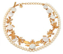 Necklaces Gold Size --