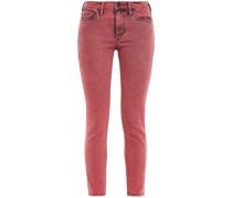 Mid-rise Skinny Jeans Bubblegum  4
