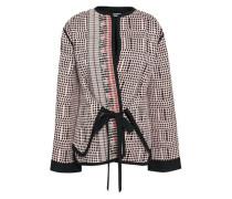 Jacquard Jacket Multicolor