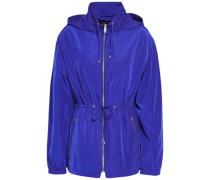 Shell Hooded Jacket Bright Blue