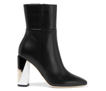 Melrose leather boots