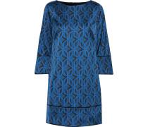 Esmarella Printed Satin Mini Dress
