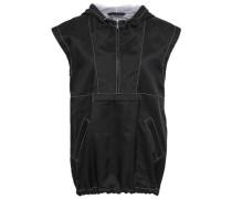 Woven Vest Black
