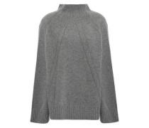 Wool-blend Sweater Gray