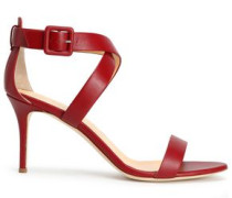 Coline leather sandals