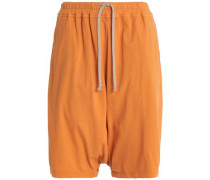 Cotton-jersey shorts