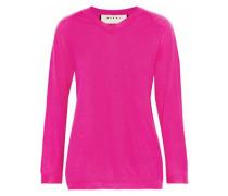Cashmere Sweater Fuchsia