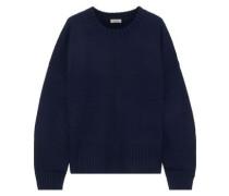 Kruger Merino Wool Sweater Navy
