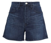 Blake Denim Shorts Dark Denim  6