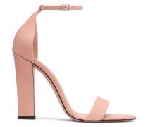 Woman Leather Sandals Blush