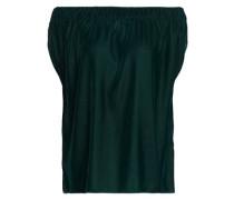 Ritual off-the-shoulder velvet top