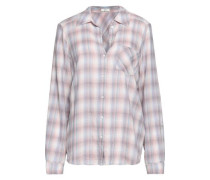 Jerrie checked cotton shirt