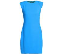 Crepe mini dress