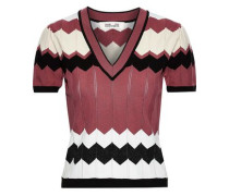 Woman Janelle Crochet-knit Top Multicolor